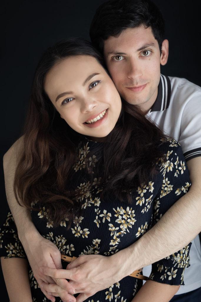 jeune couple fashion photo portrait studio lot-et-garonne marmande tonneins virazeil