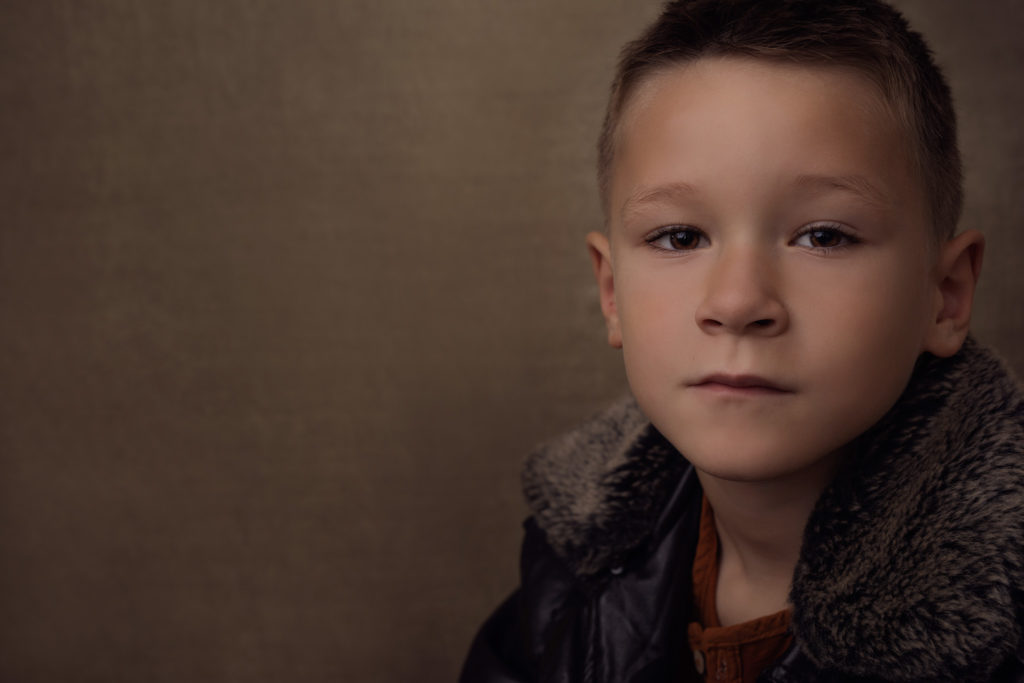 petit garçon headshot aviateur photo portrait studio lot-et-garonne marmande tonneins virazeil
