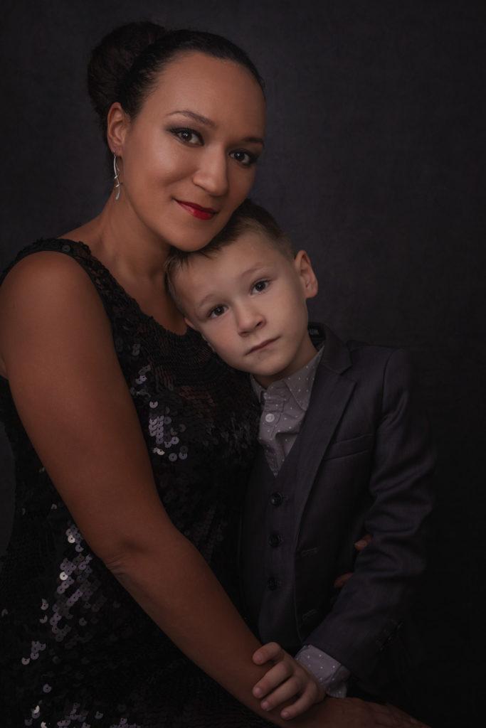 maman et garçon classe fashion photo portrait studio lot-et-garonne marmande tonneins virazeil